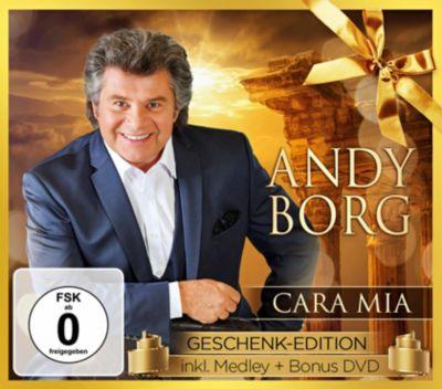 Cara Mia (Geschenk-Edition), Andy Borg