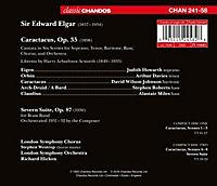 Caractacus Op.35/Severn Suite Op.87 - Produktdetailbild 1