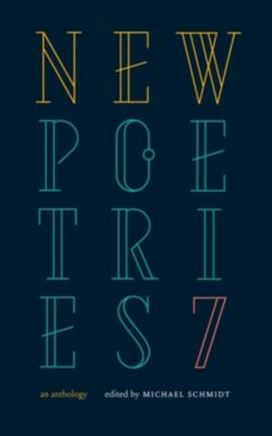Carcanet Poetry: New Poetries VII