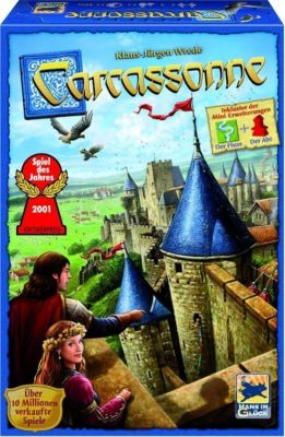 Carcassonne (Spiel), Edition 2014