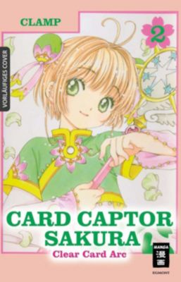 Card Captor Sakura Clear Card Arc, Clamp