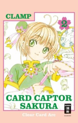 Card Captor Sakura Clear Card Arc, Clamp