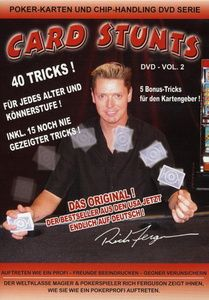 Card Stunts (Vol. 2), Poker