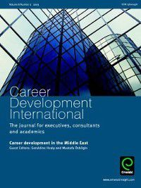 Career Development International: Career Development International, Volume 8, Issue 2