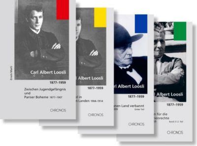 Carl Albert Loosli 1877-1959 - Erwin Marti |