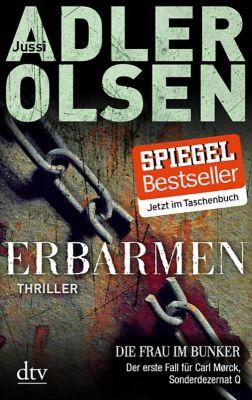 Carl Mørck. Sonderdezernat Q Band 1: Erbarmen, Jussi Adler-Olsen