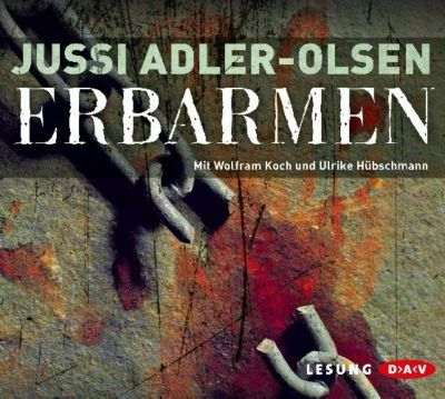 Carl Mørck. Sonderdezernat Q Band 1: Erbarmen (5 Audio-CDs), Jussi Adler-Olsen