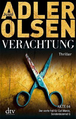 Carl Mørck. Sonderdezernat Q Band 4: Verachtung, Jussi Adler-Olsen