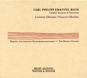 Carl Philipp Emanuel Bach, Lorenzo Ghielmi, Vittorio Ghielmi