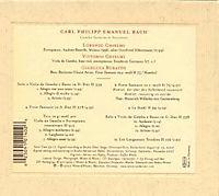Carl Philipp Emanuel Bach - Produktdetailbild 1