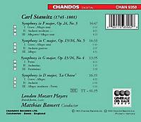 Carl Stamitz (Sinfonien) - Produktdetailbild 1