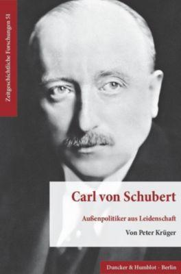 Carl von Schubert, Peter Krüger