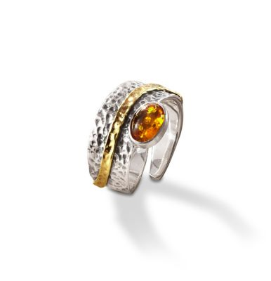 Carla Mutoni Ring Amber