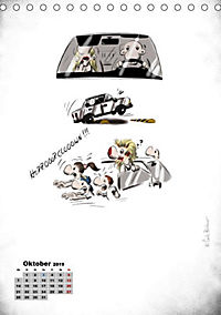 Carlo Büchner ALLE JAHRE BILDER! (Tischkalender 2019 DIN A5 hoch) - Produktdetailbild 6