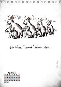 Carlo Büchner ALLE JAHRE BILDER! (Tischkalender 2019 DIN A5 hoch) - Produktdetailbild 9