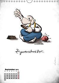 Carlo Büchner ALLE JAHRE BILDER! (Wandkalender 2019 DIN A4 hoch) - Produktdetailbild 4