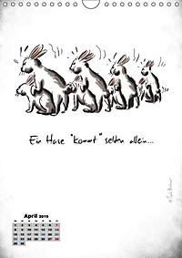 Carlo Büchner ALLE JAHRE BILDER! (Wandkalender 2019 DIN A4 hoch) - Produktdetailbild 1
