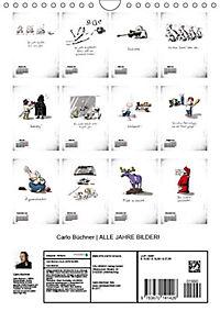 Carlo Büchner ALLE JAHRE BILDER! (Wandkalender 2019 DIN A4 hoch) - Produktdetailbild 7