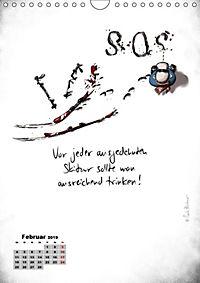 Carlo Büchner ALLE JAHRE BILDER! (Wandkalender 2019 DIN A4 hoch) - Produktdetailbild 2