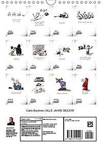Carlo Büchner ALLE JAHRE BILDER! (Wandkalender 2019 DIN A4 hoch) - Produktdetailbild 13