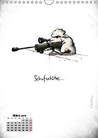 Carlo Büchner ALLE JAHRE BILDER! (Wandkalender 2019 DIN A4 hoch) - Produktdetailbild 3