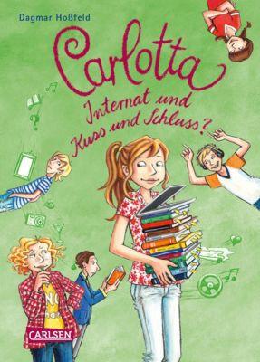 Carlotta: Carlotta 8: Carlotta – Internat und Kuss und Schluss?, Dagmar Hoßfeld