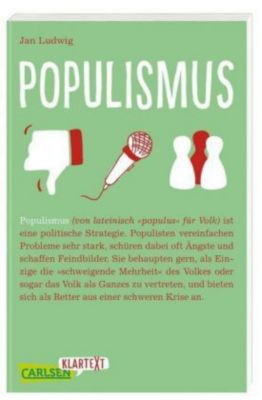 Carlsen Klartext: Populismus, Jan Ludwig
