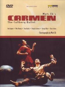 Carmen-Cullberg Ballet, Wallin, Laguna, Hwang, Auzely