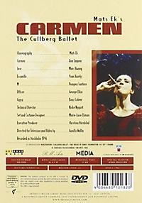Carmen-Cullberg Ballet - Produktdetailbild 1