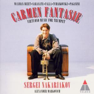 Carmen-Fantasie, Nakariakov, Markovich