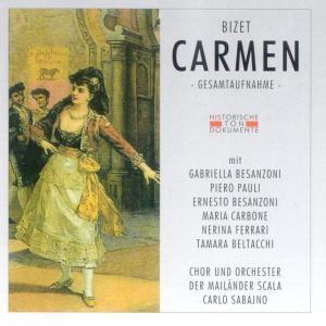 Carmen (Ga), Coro E Orchestra Del Teatro Alla Scala Di Milano