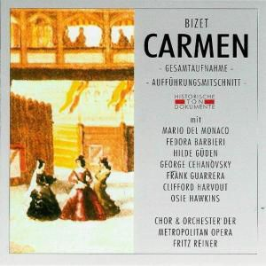 Carmen (Ga), Chor & Orch.Der Metropolitan Opera