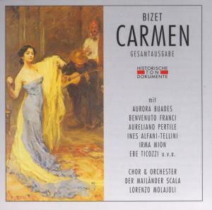 Carmen (Ga), Molajoli, Otsm & Chor