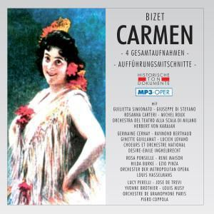 Carmen (Ga)-Mp3 (4 Ga), Coro E Orchestra Del Teatro Alla Scala Di Milano