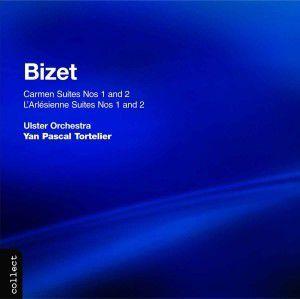 Carmen & L'Arlesienne Suiten, Ulster Orchestra, Tortelier