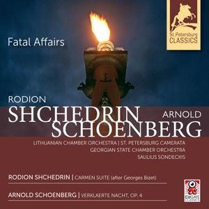 Carmen Suite & Verklärte Nacht, Op., Saulius Sondeckis