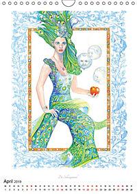 Carmen Sylva 2019 (Wandkalender 2019 DIN A4 hoch) - Produktdetailbild 4