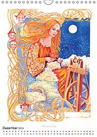 Carmen Sylva 2019 (Wandkalender 2019 DIN A4 hoch) - Produktdetailbild 12