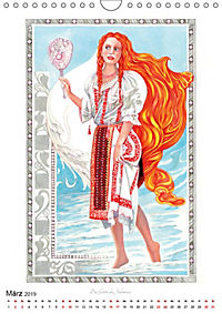 Carmen Sylva 2019 (Wandkalender 2019 DIN A4 hoch) - Produktdetailbild 3