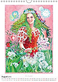 Carmen Sylva 2019 (Wandkalender 2019 DIN A4 hoch) - Produktdetailbild 8
