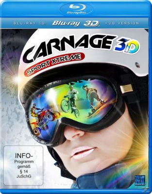 Carnage – Sport Xtreme, N, A
