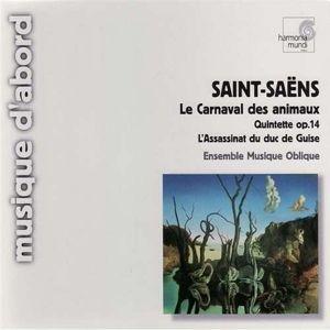 Carnaval des Animaux/+*Musique, Musique Oblique