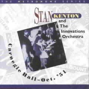 Carnegie Hall Oct.51, Stan Kenton