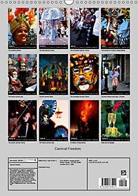 Carnival Freedom (Wall Calendar 2019 DIN A3 Portrait) - Produktdetailbild 13