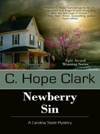 Carolina Slade Mystery: Newberry Sin, C. Hope Clark