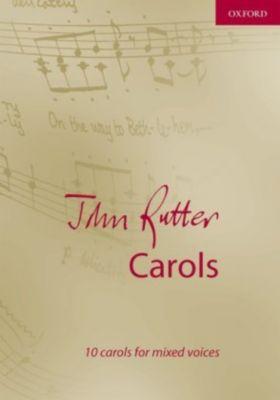 Carols, Chorpartitur, John Rutter