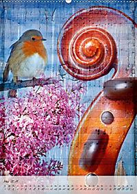 Carpe diem- Lebensfreude (Wandkalender 2019 DIN A2 hoch) - Produktdetailbild 5