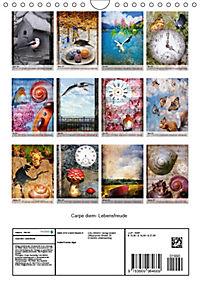 Carpe diem- Lebensfreude (Wandkalender 2019 DIN A4 hoch) - Produktdetailbild 13