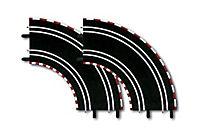 Carrera - Go!!! Kurve, 1/90, 2 Stück - Produktdetailbild 1