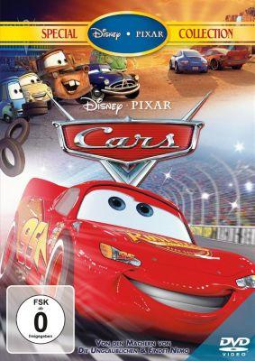 Cars, Jorgen Klubien, Joe Ranft